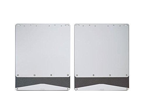 Putco 79493 Stainless Steel Mud Flap