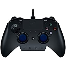 [Patrocinado] Razer Raiju - Next-Gen Premium Gaming Controller for PlayStation 4 - Fully-Programmable Hyper-Responsive Buttons, Blue