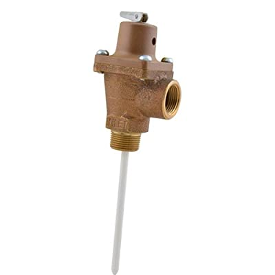 HATCO Watts Temperature and Pressure Relief Valve 150 PSI 3-02-022 from HATCO