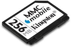 Kingston flash memory card - 2