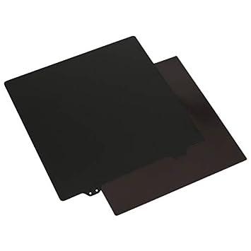 CUHAWUDBA Impresora 3D Accesorios de Cama Caliente 220Mm Textura ...