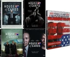 house of cards dvds - 9