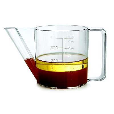 Lakeland Gravy Fat Skimmer Jug, 340ml