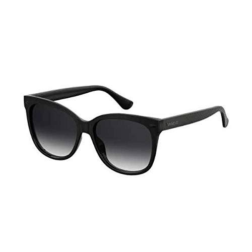 black 56 Femme Sahy Multicolore De Sunglasses Montures Havaianas Lunettes CHvY4