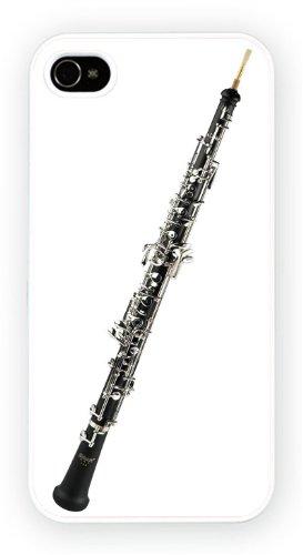 Oboe, iPhone 4 4S, Etui de téléphone mobile - encre brillant impression