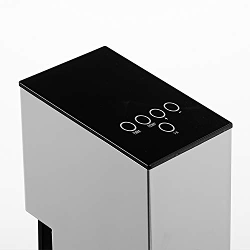 TINVOO SVC150 Sous Vide Precision Cooker 1100 Watts Immersion Circulator Built-in Patented H-B-C system w/Accurate Temperature, Programmable Digital Touch Screen Display(Chef Series) by tinvoo (Image #3)