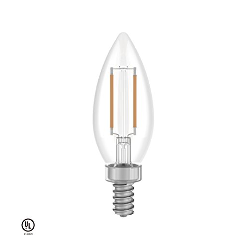 LUNO Dimmable Filament Equivalent Certified