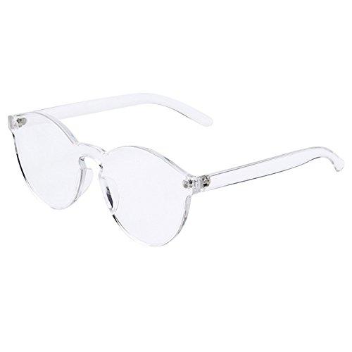 de UV400 soleil hibote Blanc unisexe lunettes int¨¦gr¨¦es zxROwvgq