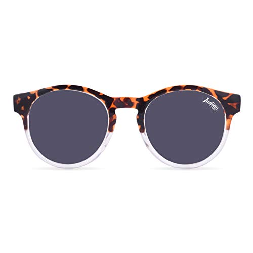 Line White Sol and Crystal de FACE INDIAN Unisex Bondi 51 with Tortoise THE Gafas R617AqUxw