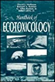 img - for Handbook of Ecotoxicology (Hardcover) by David J. Hoffman (1994-12-22) book / textbook / text book