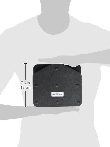 BenchMaster - Two Gun Pistol Magnetic Strip Rack - BMWRM3MS - Gun Storage by BenchMaster (Image #2)