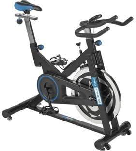 Pro Exercise Bike Fitness Cardio Workout Machine BLACK//BLUE