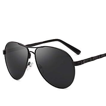 YXCCHZS Gafas De Sol Polarizadas para Hombre Hombre Gafas De ...
