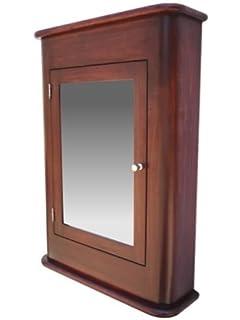Genial Madrid Medicine Cabinet / Cherry / Solid Wood U0026 Handmade / Surface Mount