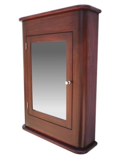Madrid Medicine Cabinet / Cherry / Solid Wood & handmade / Surface mount by D&E Wood Craft Cabinets (Image #6)