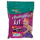 Pampers Cruisers Changing Kit - Size 4
