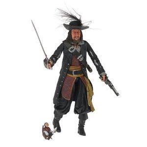 パイレーツオブカリビアン バルボッサフィギュア NECA Pirates of the Caribbean Action Figure Series  1 Capt.