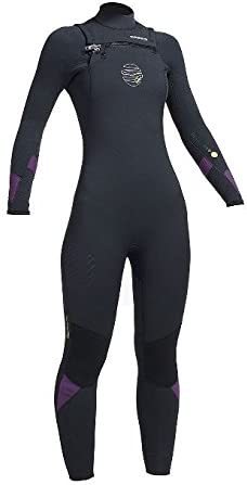 GUL Ladies Response FX Chest Zip 5//4mm Neoprene Winter Wetsuit