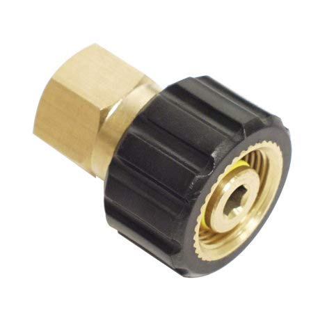 Apache Hose & Belting 44048720 Fem Metx3/8FPT Adapter - Quantity 1
