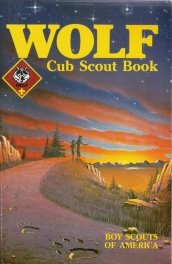 Wolf Cub Scout Book - Boy Scouts of - Scout Cub Wolf Book