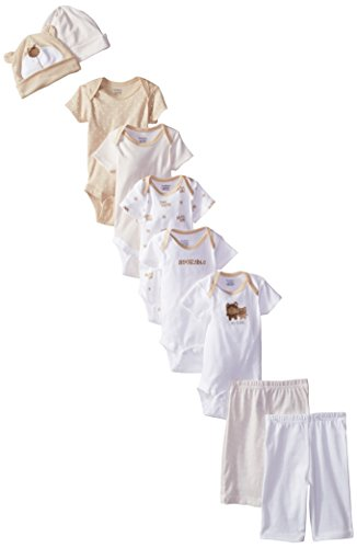 gerber-unisex-baby-newborn-bear-9-piece-playwear-bundle-bear-3-6-months