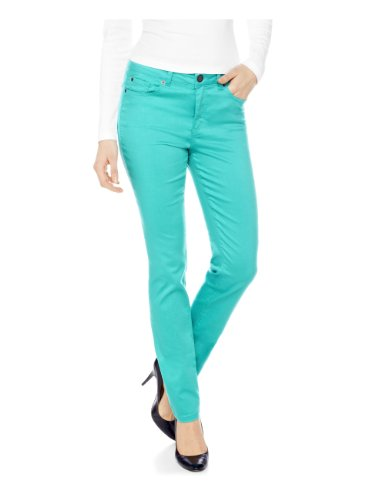 Turchese Jeans Turquoise H Jeans türkis blue s i Donna qqaX68