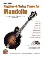Ragtime & Swing Tunes for Mandolin (CD + Booklet)