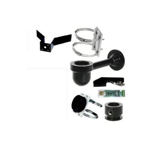 Image of BOSCH SECURITY VIDEO MIC-SCA-S Mounting Adapter for Surveillance Camera Camera Mounts & Clamps