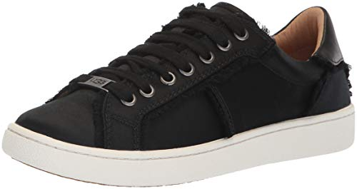 UGG Women's W Milo Spill Seam Sneaker, Black, 9 M US for sale  Delivered anywhere in USA