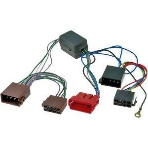 KFZ Autoradio Aktivsystem Adapter Radio Stecker für Audi A3 8L 96-03 ...