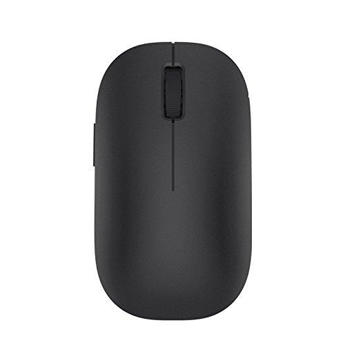Xiaomi Mi Wireless Computer Mice 2.4Ghz 1200dpi Portable Mini Gaming Mouse For Laptop Desktop (Black)