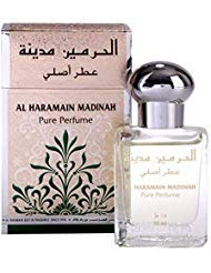 (Haramain Madinah for Men and Women (Unisex) CPO - Concentrated Perfume Oil (Attar) 15 ML (0.51 oz))