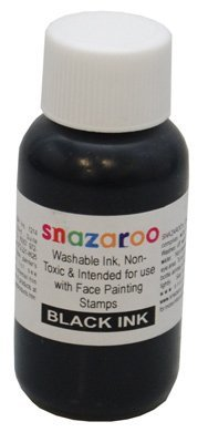 Snazaroo Face Painting Products S-80031 Burpo Black Pad Refill Snazaro