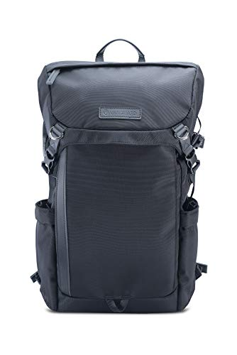 (Vanguard VEO GO46M BK Camera Backpack for Mirrorless/CSC Cameras - Black)