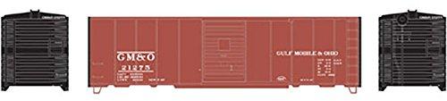 - Athearn HO 40' Box Car Single Door GM&O #21275