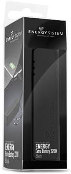 Energy Sistem Extra 5200 - Batería portátil recargable para ...