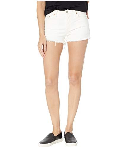 (Levi's Women's 501 Shorts, Blanco, 26 (US 2))