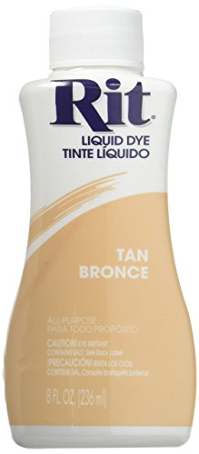 Rit 88160 8 Oz Tan Liquid Dye by Rit Dye