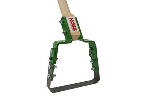 Hoss Stirrup Hoe | Made in USA | Built to Last a Lifetime | Great for Weeding and Edging