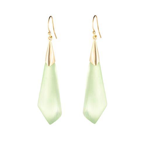(Alexis Bittar Women's Faceted Wire Drop Earrings )