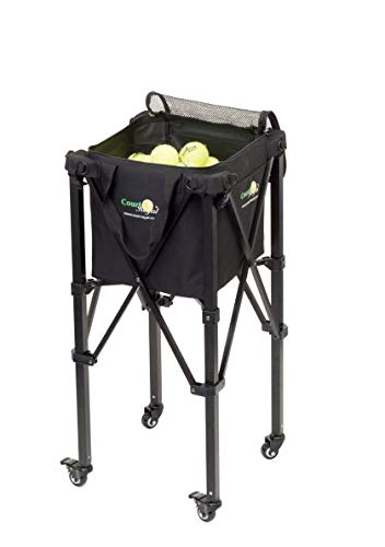 Court Royal Ballwagen Easy Pack Tennisballwagen Ballkorb Tennisballkorb Black Series