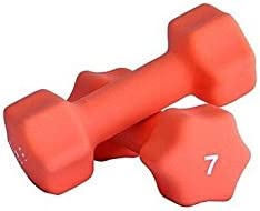 Ader Neoprene Dumbbell 1-30lb Single Size Pair or Set