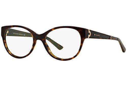 Eyeglasses Bvlgari BV 4106BQ 504 DARK - Eyeglasses Bvlgari