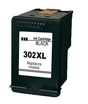 Kyansin 302 XL Remanufacturado Cartucho de Tinta para Cartucho de Tinta HP 302XL HP302 F6U68AE Compatible con HP Envy 4520/4521/4522/4523/4524 HP ...
