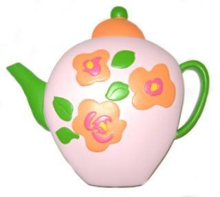 (BU Teapot Wall Art)