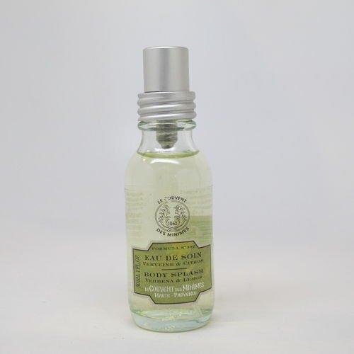 Bath & Body Works Le Couvent Des Minimes Formula No. 302 ~ Verbena & Lemon ~ Invigorating Body Splash, 1 fl. oz. (30 ml), Travel-Sized - Le Couvent Lemon