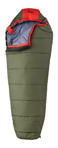 Slumberjack Lil Scout Synthetic Sleeping Bag, Outdoor Stuffs