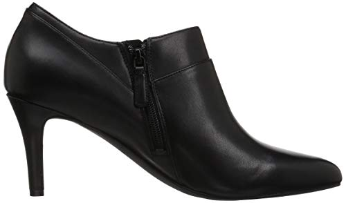 Shootie Women's Haan Boot Ii Lizette Ankle Black Leather Cole Leather tPqn1x1
