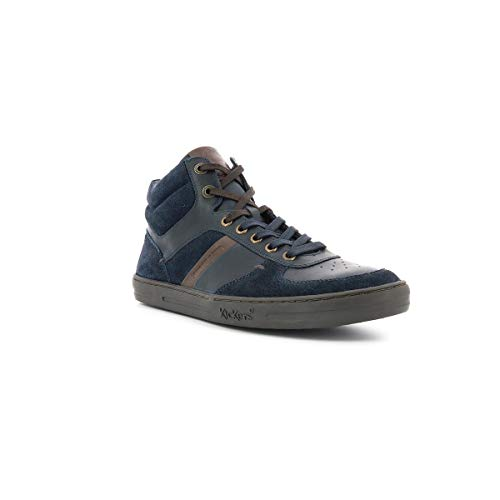 Kickers Navy High Sneakers Top Apollo r4xwOPpqr