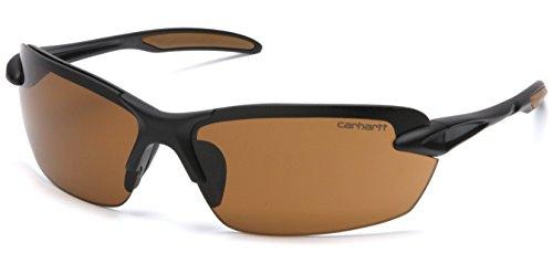 Carhartt CHB318D Sandstone Bronze Lens with Black Frame